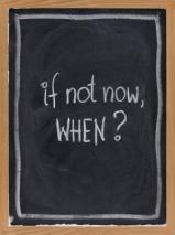Avoid Procrastination and Do it Now!