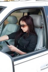 Texting Behind the Wheel