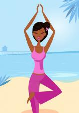 Yoga for Teens: Tree Pose