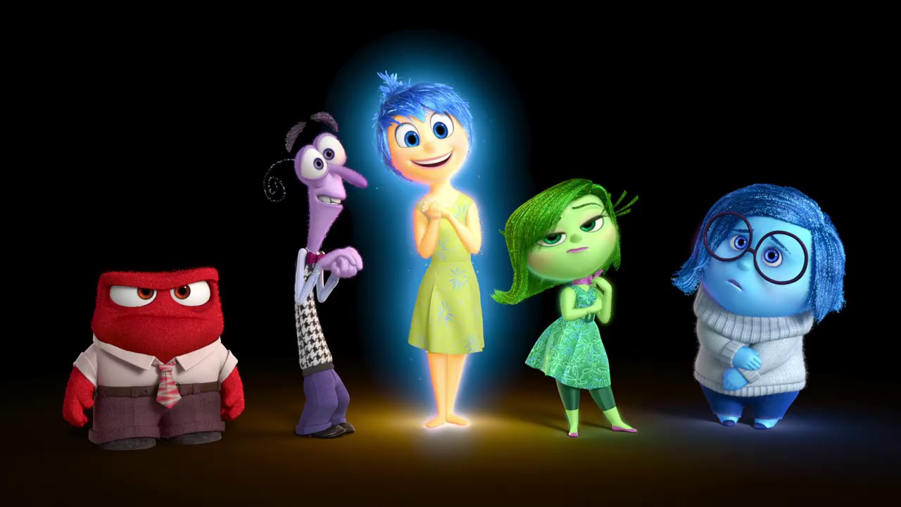 Inside Out Characters in Review