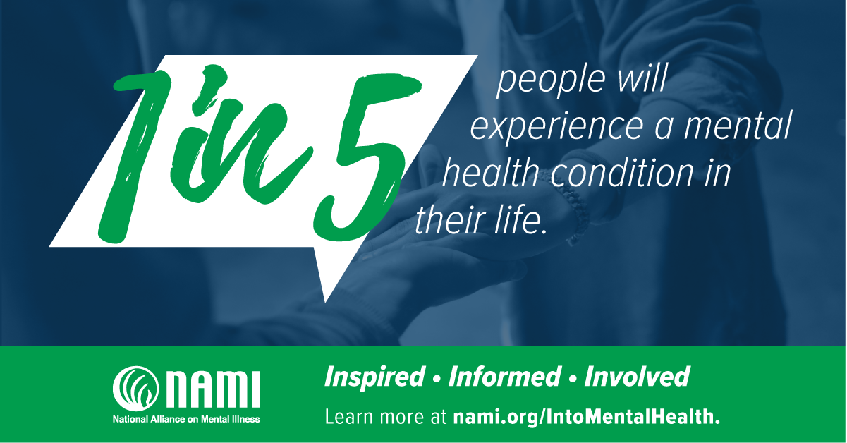 Mental Illness Awareness Week: From Small Talk to Real Conversations